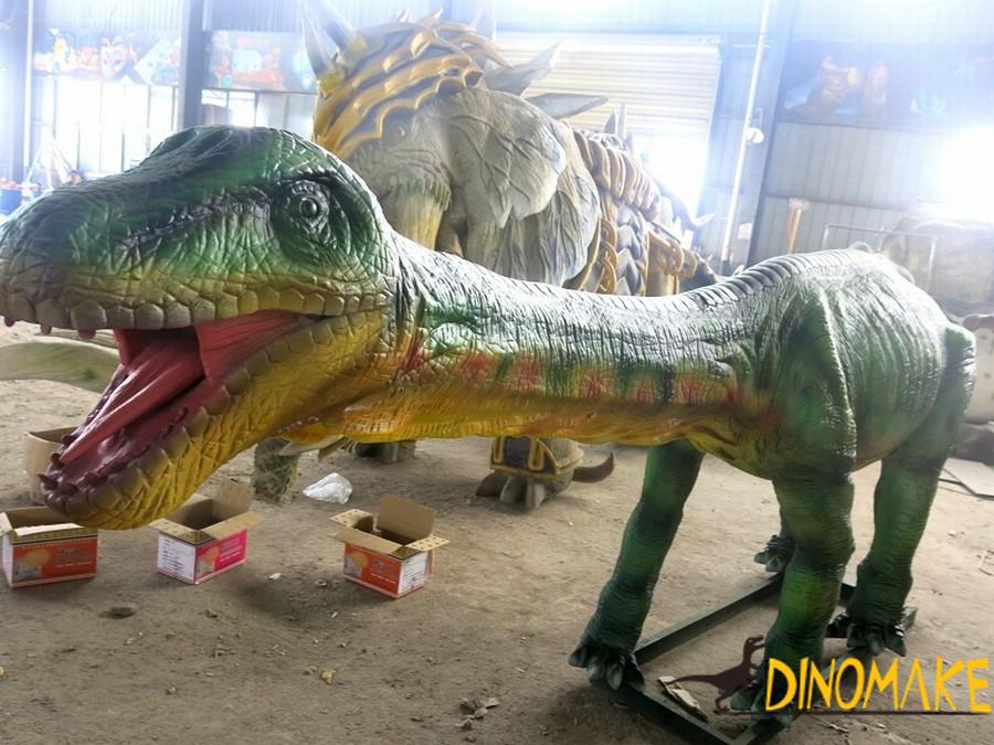 How to customize a animatronic dinosaurs