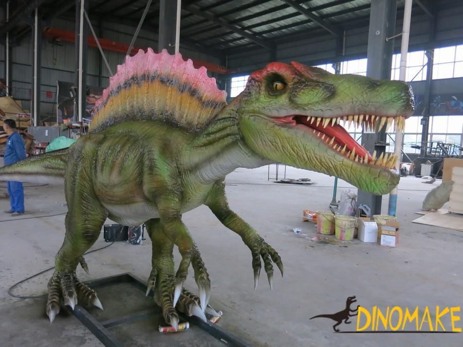 International Animatronic Dinosaur Model Exhibition