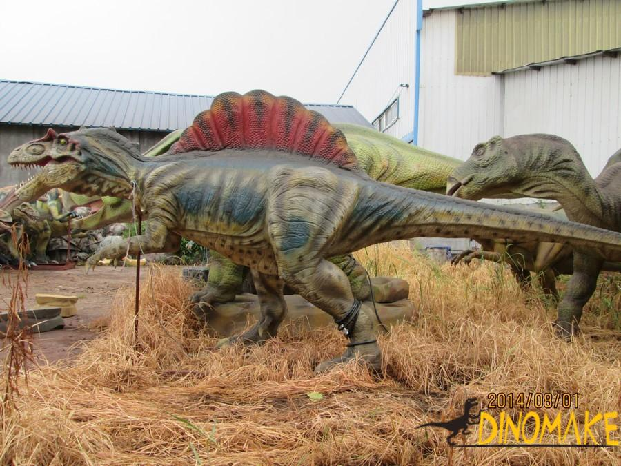 International Animatronic Dinosaur product Model Exhibition