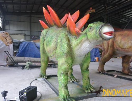Is Changzhou Dinosaur Park model for rent?