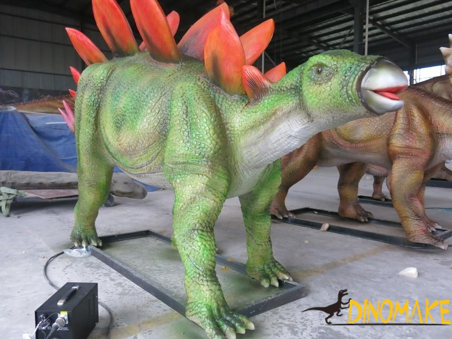 Is Changzhou Dinosaurs Park model for rent