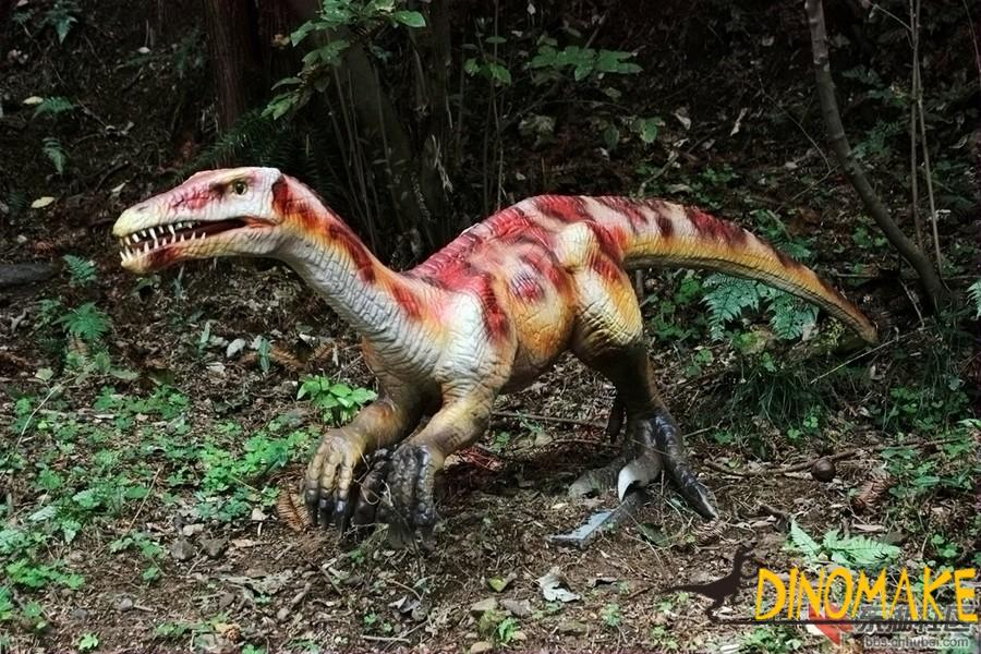 Jurassic park animatronic dinosaur product