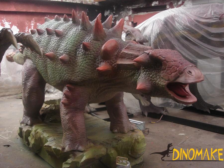 Large Animatronic dinosaurs exhibition