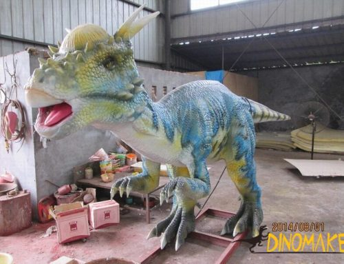 Large Jurassic Park Animatronic Dinosaur Exhibition