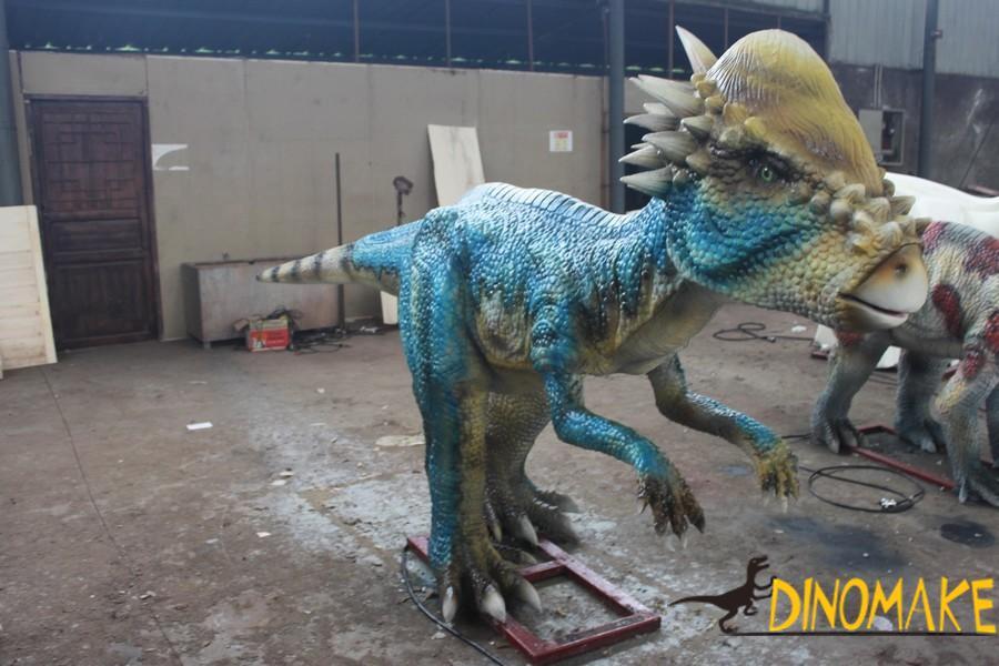 Large Jurassic Park Animatronic Dinosaur Exhibitions