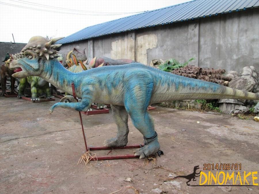 Large Jurassic Park Animatronic Dinosaurs Exhibition