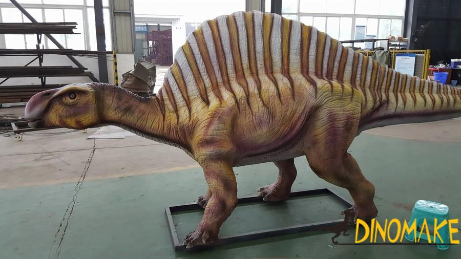 Large-scale Animatronic dinosaurs exhibition in Martyrs Park