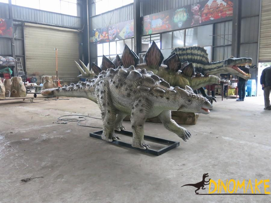 Largest animatronic dinosaur park of world