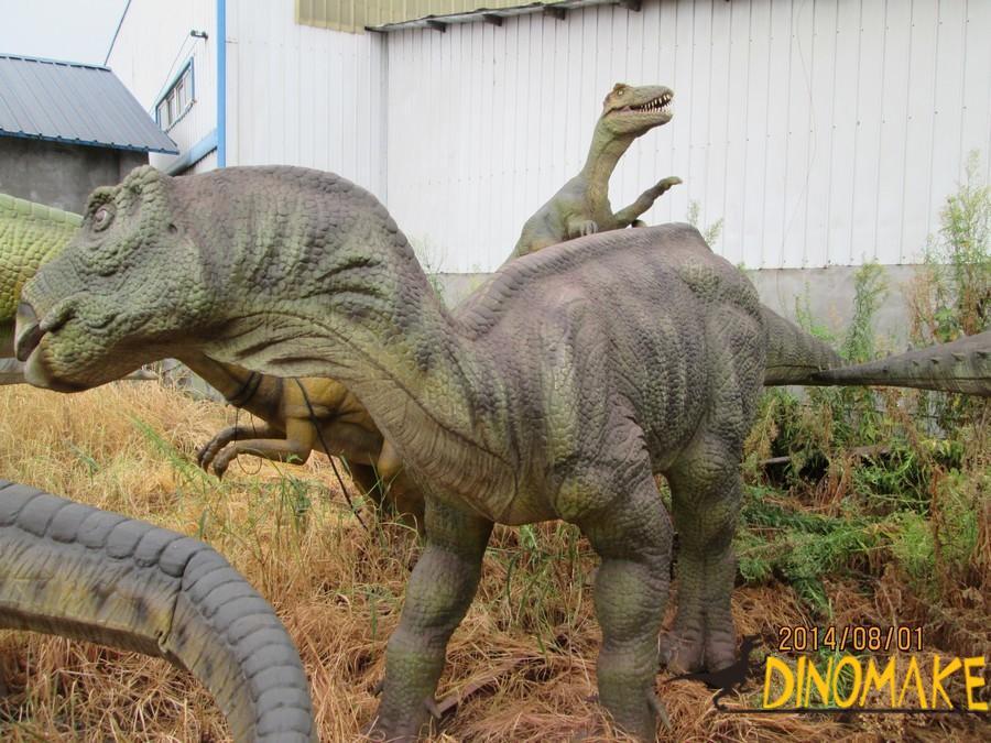 Late Jurassic animatronic dinosaur product