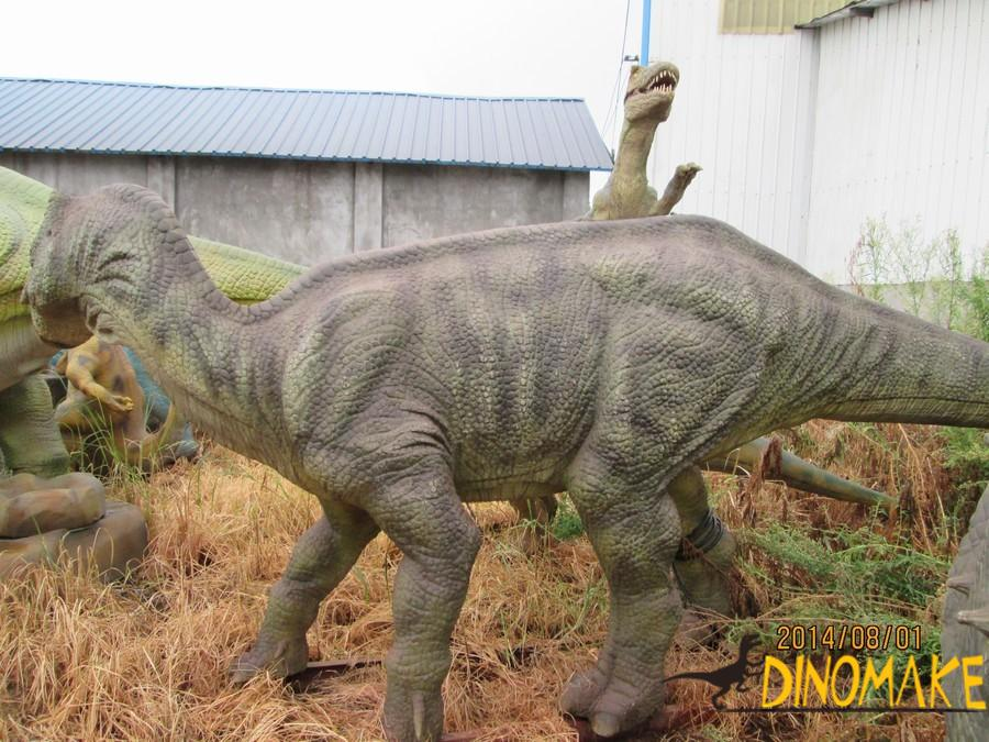 Late Jurassic animatronic dinosaur products