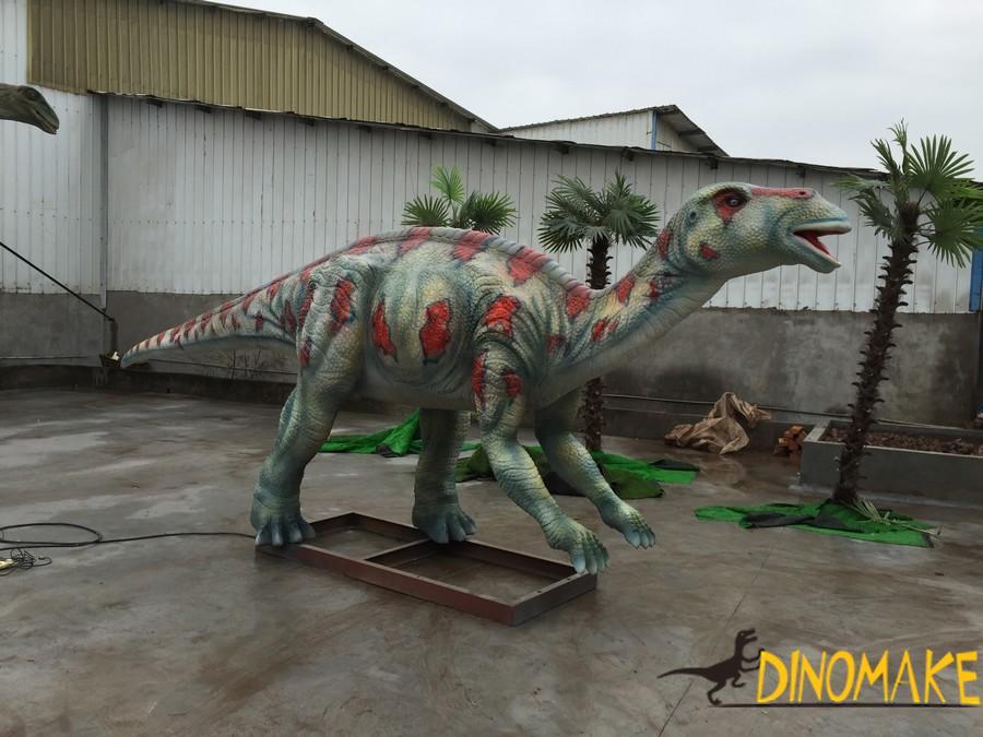 Liaoning Ceratosaurus Animatronic Dinosaur