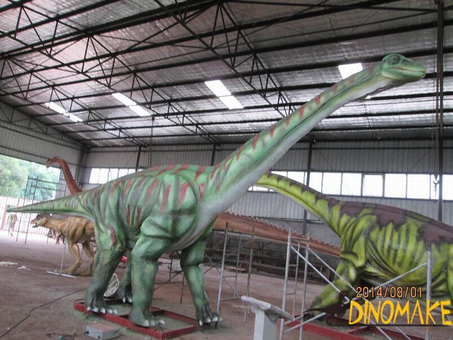 Mamenchisaurus at the Animatronic Dinosaur Exhibition