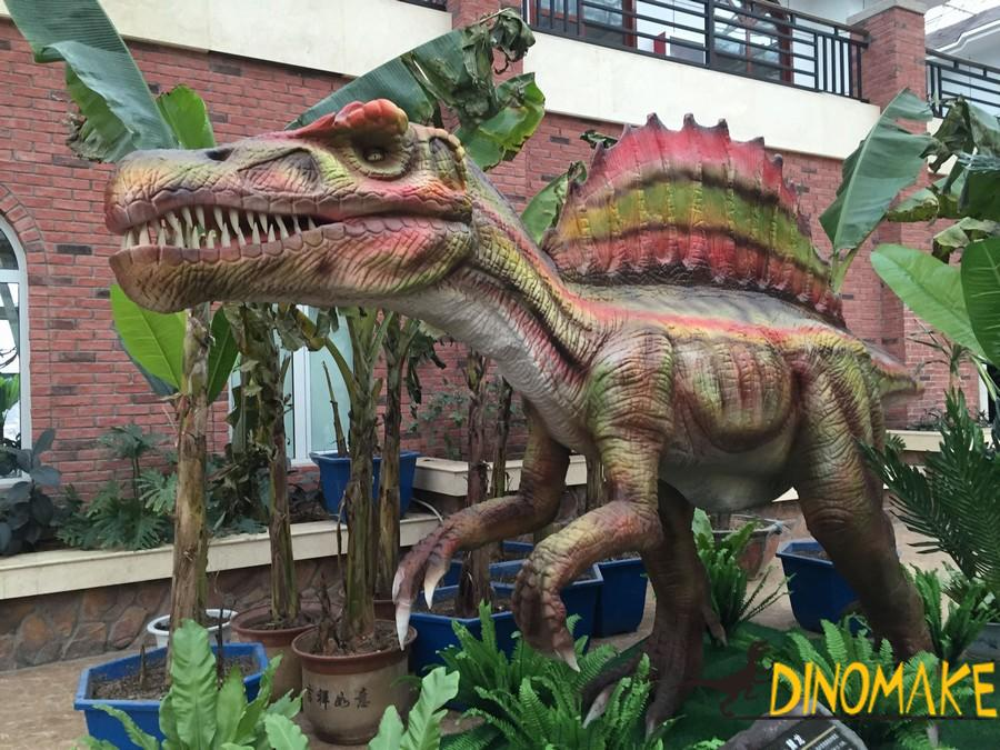 Market research and analysis of animatronic dinosaur products in China