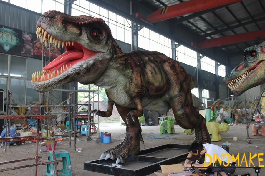 Most ferocious Animatronic dinosaur Tyrannosaurus Rex