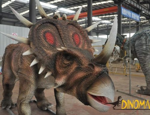 animatronic Dinosaur Model Exhibition