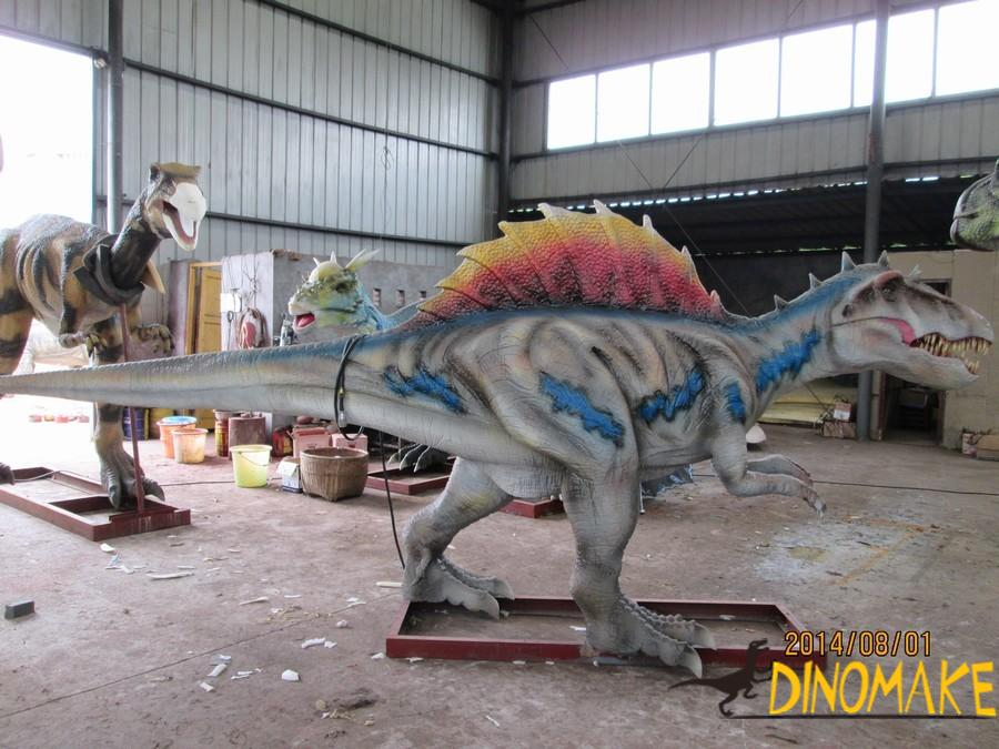 New Animatronic dinosaur manufacturing