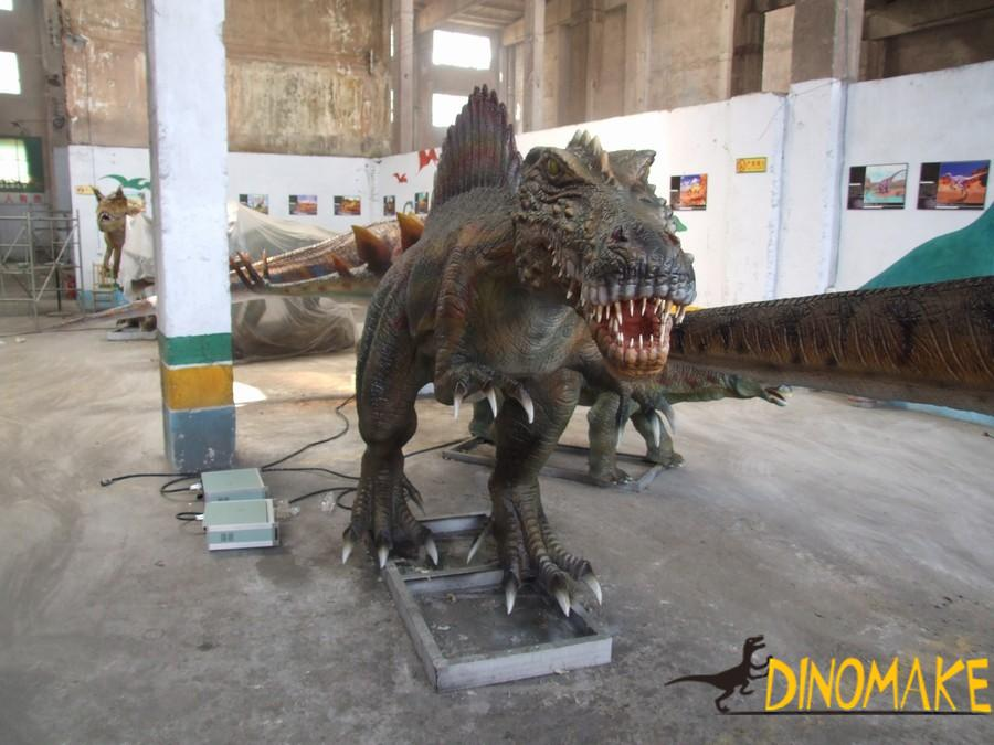 New Animatronic dinosaurs manufacturing list for exhibition industry