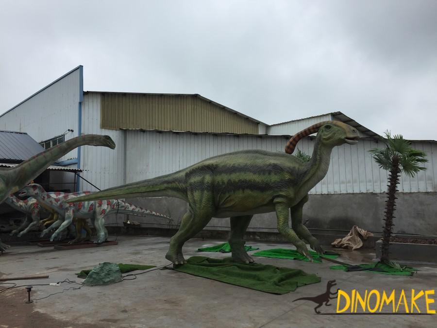 New chapter in Jurassic animatronic dinosaur exhibition