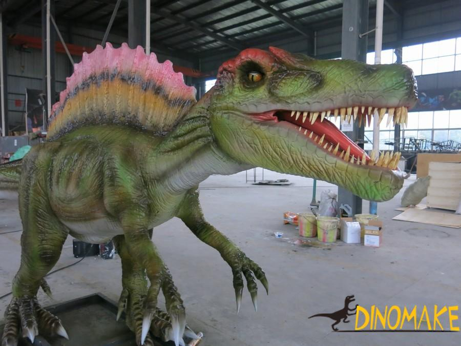 New model photos and dimensions of Animatronic dinosaur products exhibition
