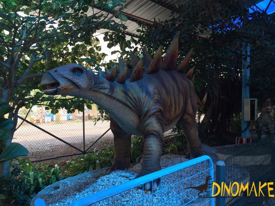 Original supplier of animatronic dinosaur