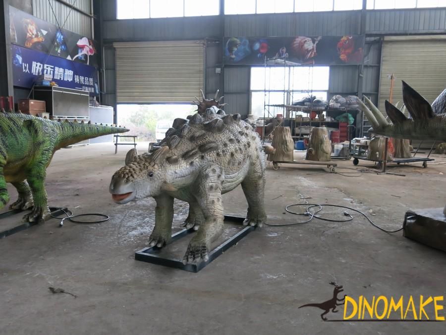 Popular animatronic dinosaurs science exhibition