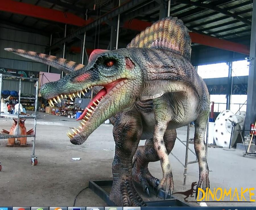 Professional Animatronic dinosaur exhibition company