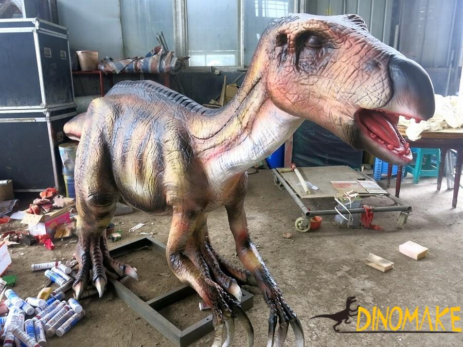 Promotional strategy of Animatronic dinosaur exhibition company