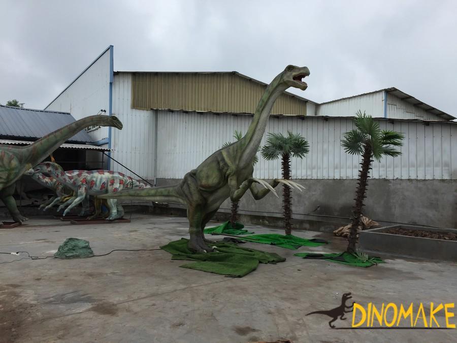 Promotional strategy of Animatronic dinosaurs exhibition company