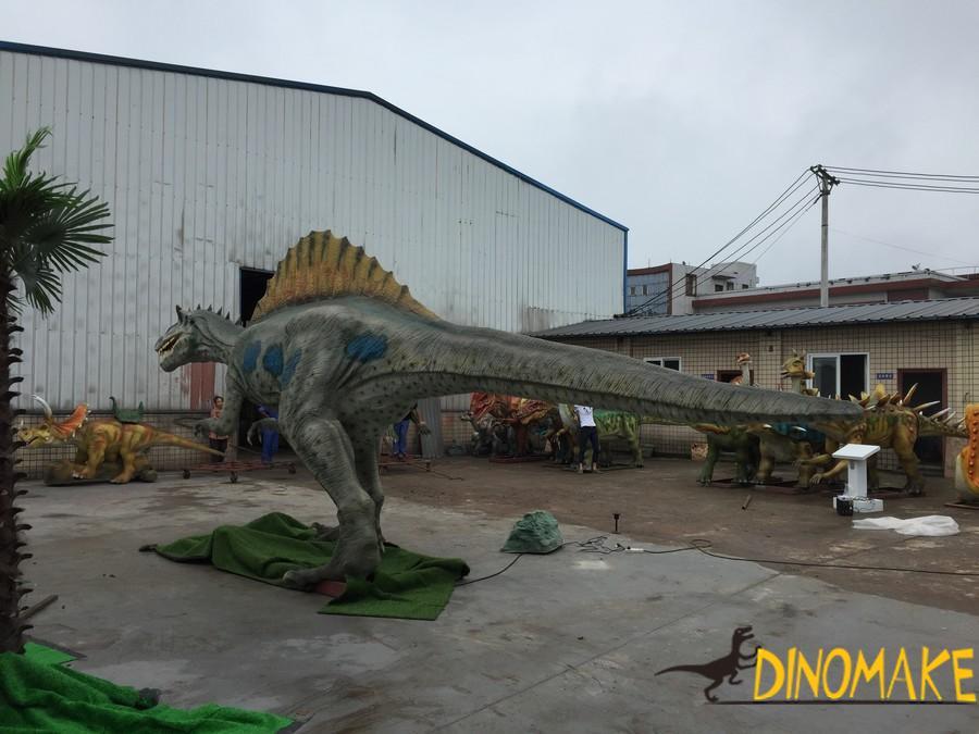 Real Animatronic dinosaur Product Spinosaurus