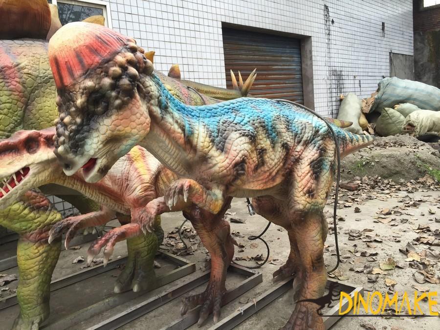 Rental price of Animatronic dinosaurs manufacturer