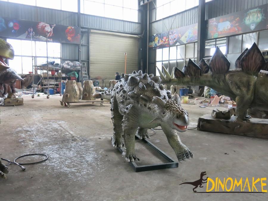 Shocking animatronic Dinosaur Exhibition product
