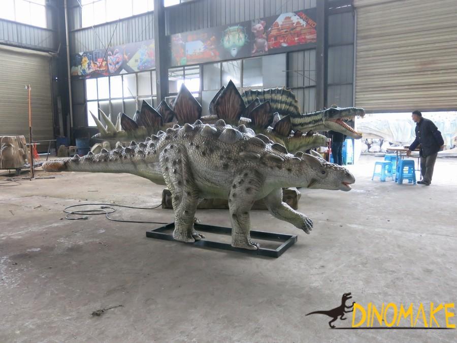 Shocking animatronic Dinosaur Exhibition products