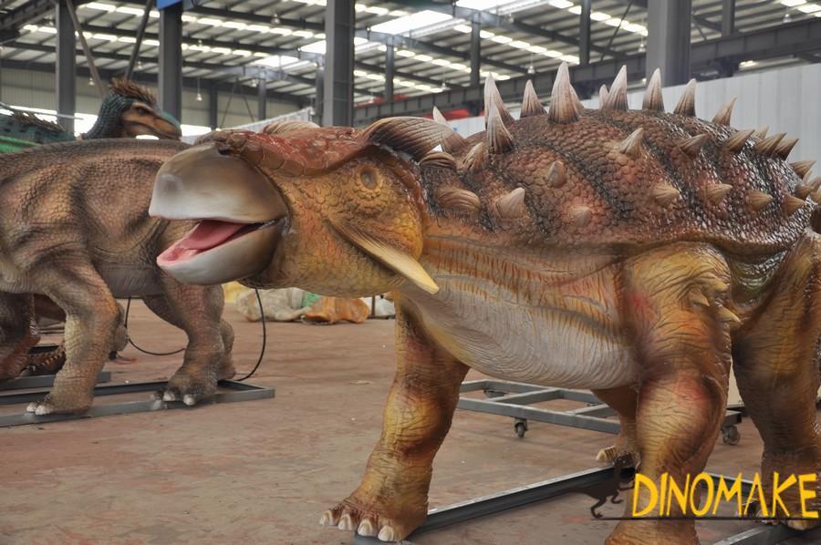 Shocking animatronic Dinosaurs Exhibition