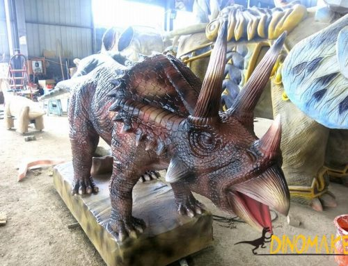 The 2019 Animatronic dinosaur long road to innovation