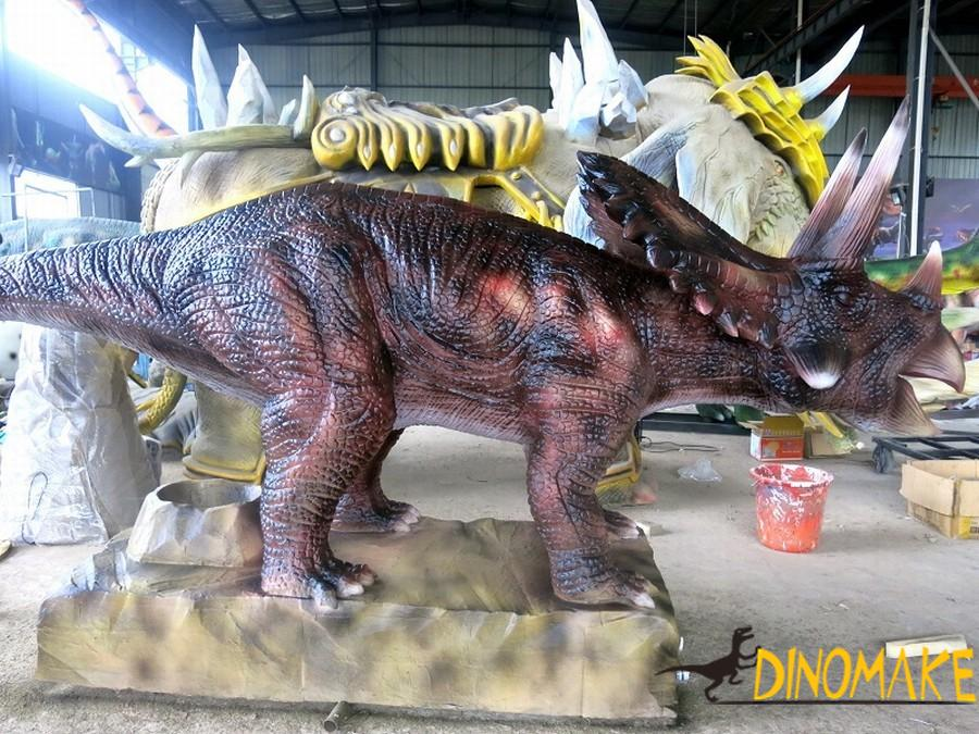 The 2019 Animatronic dinosaur product long road to innovation