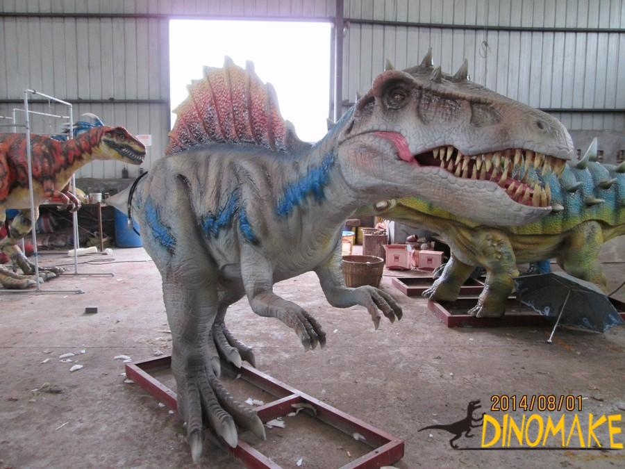 The New Animatronic dinosaur manufacturing list for exhibition industry