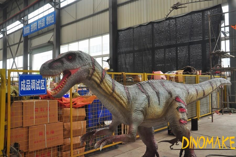 The largest Animatronic dinosaur model making company