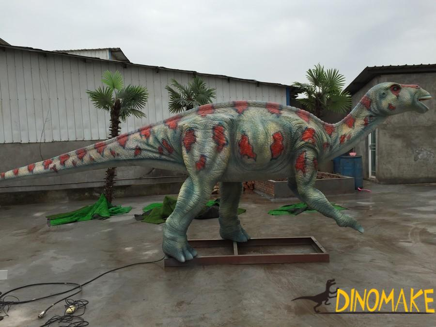The love dinosaur in the Animatronic dinosaur products-the Maiasaura