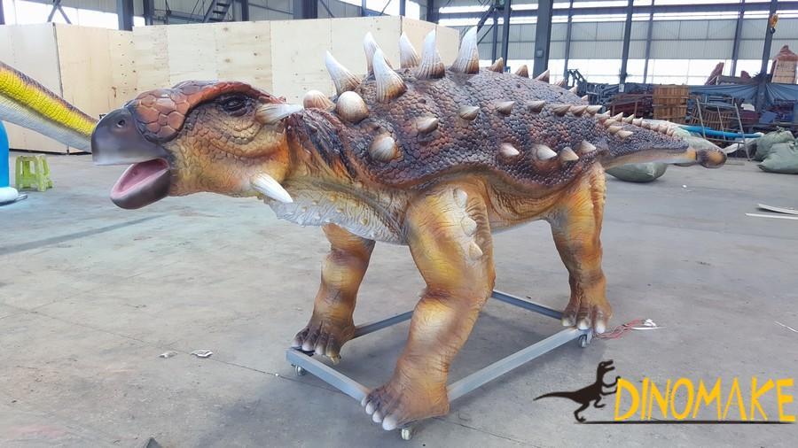 The most Animatronic dinosaur exhibition