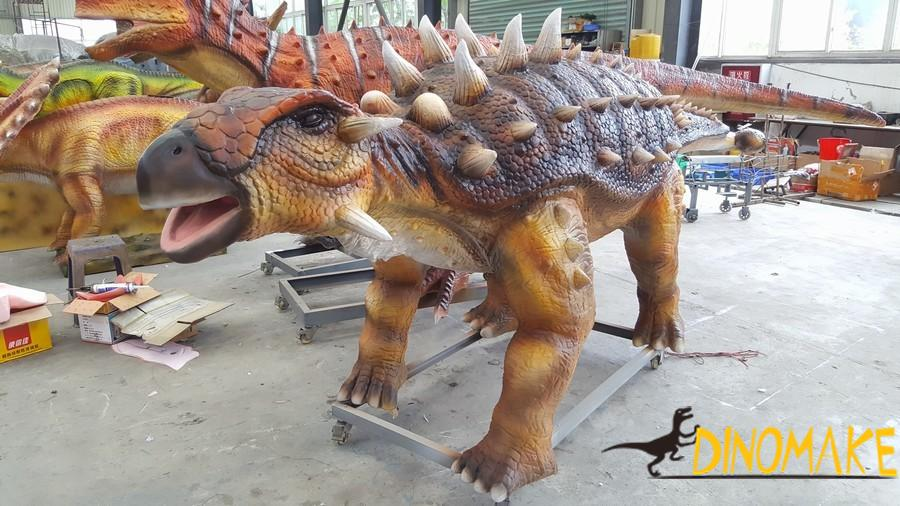 The most complete company in the Animatronic dinosaurs exhibition