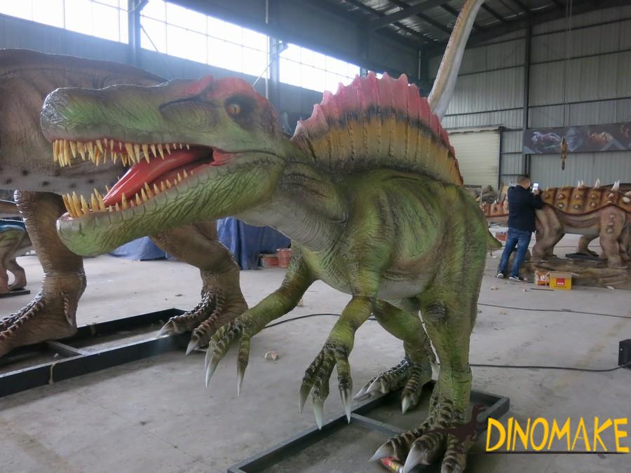 The most professional Animatronic dinosaur exhibition company