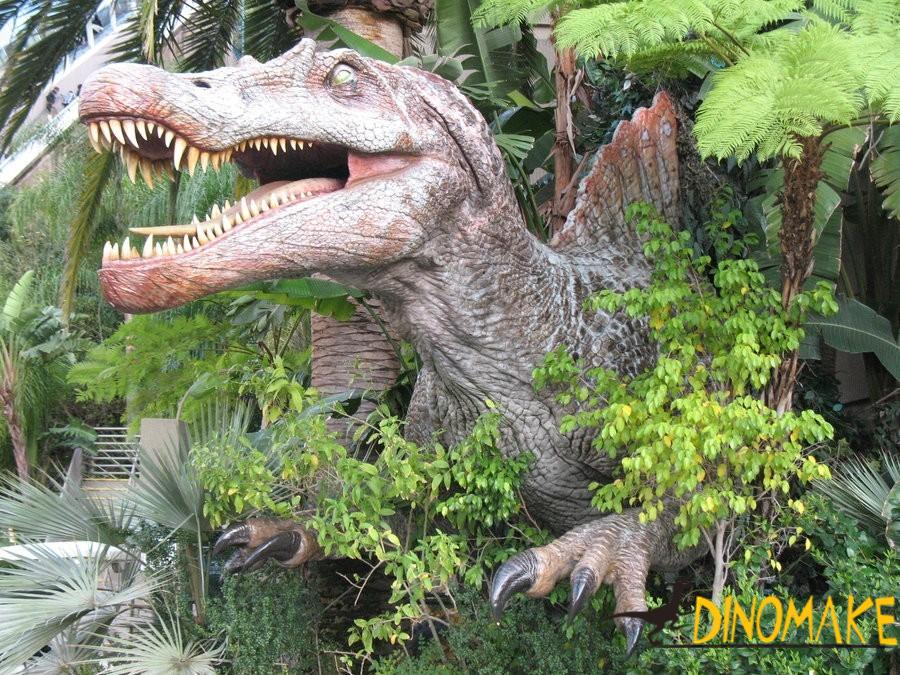 The most professional Animatronic dinosaurs exhibition company