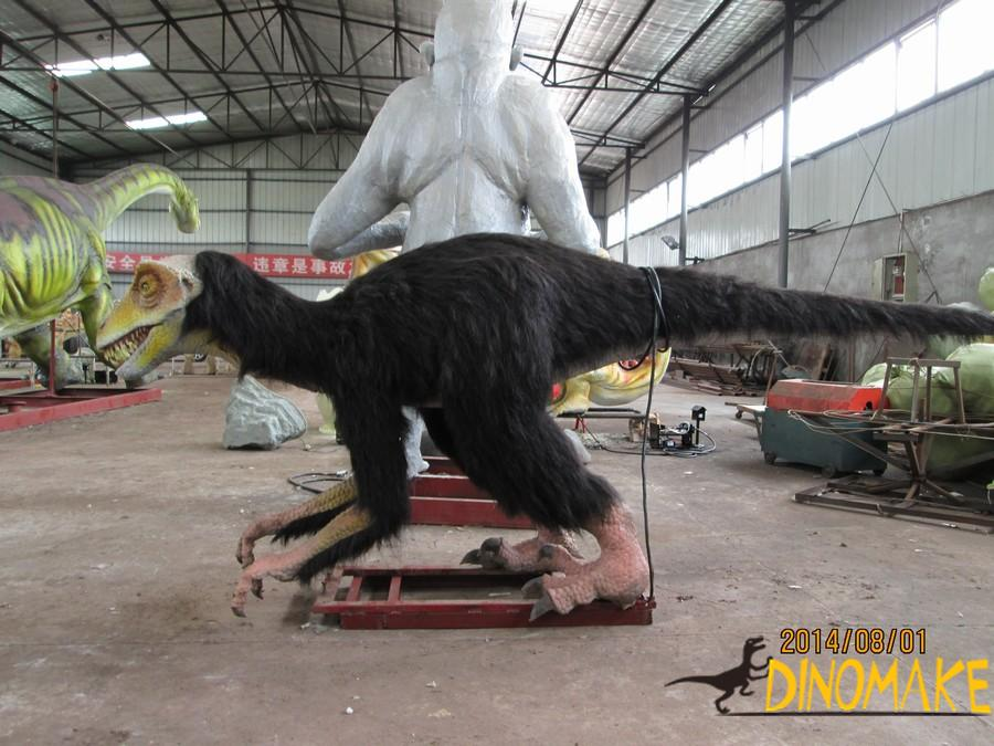 The price of animatronic dinosaur model is closely related to the cost of production