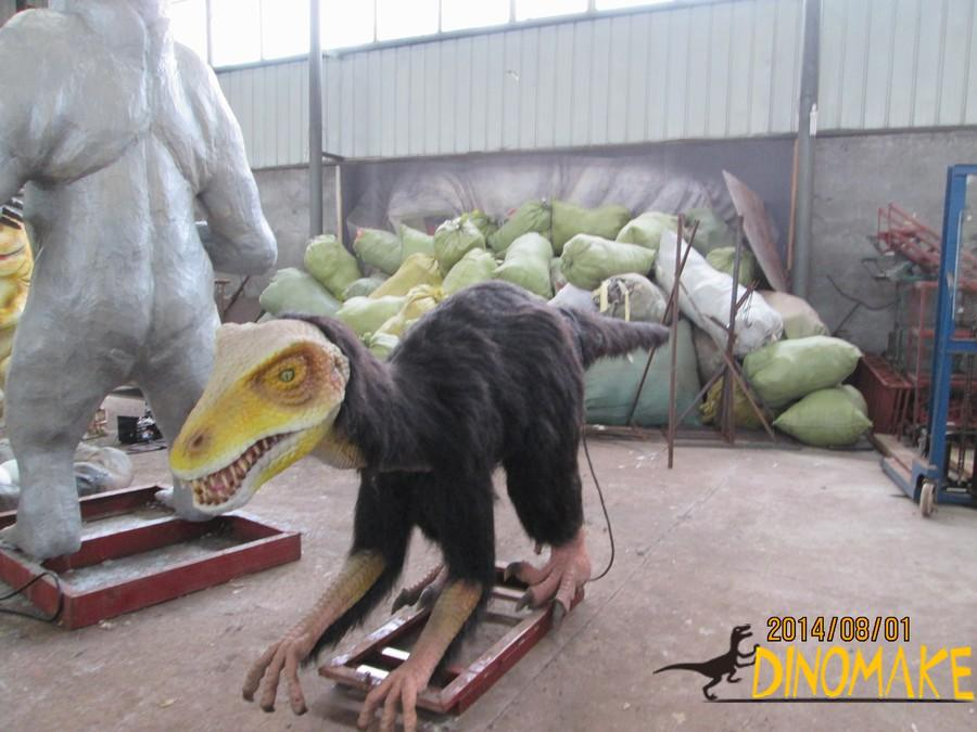 The price of dinosaur model is closely related to the cost of production