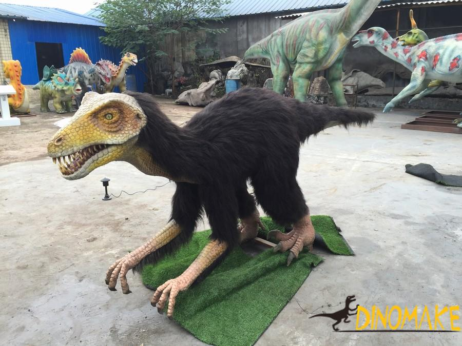 The price of dinosaur models is closely related to the cost of production