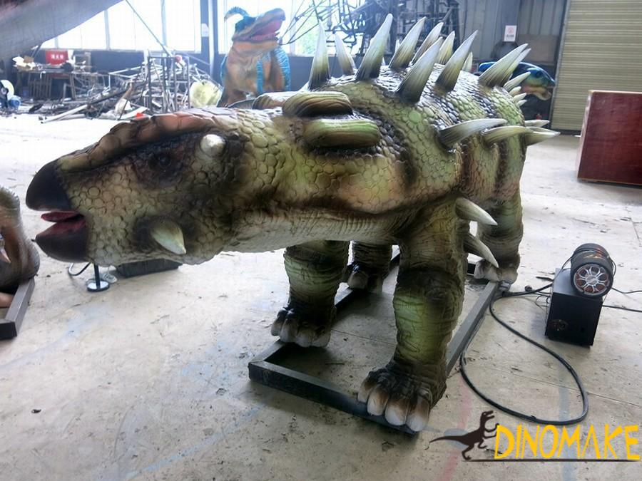 The significance of animatronic dinosaur product