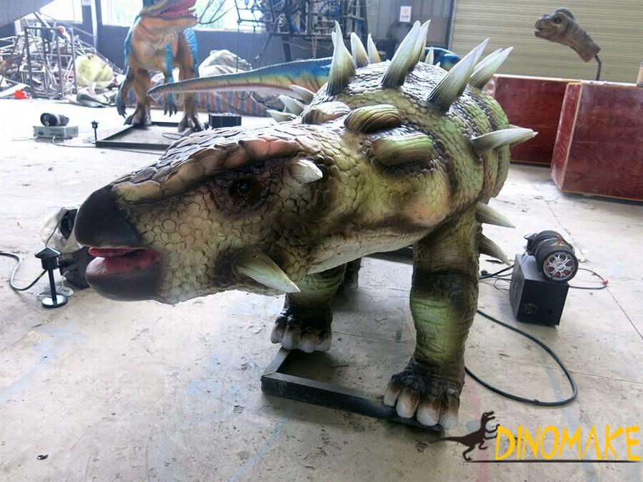 The significance of animatronic dinosaur products