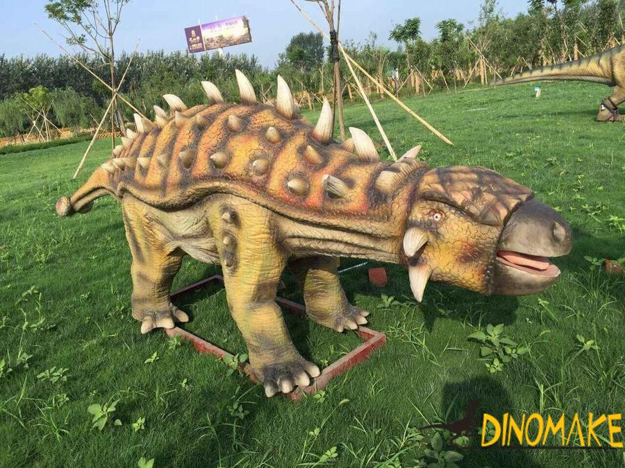 The significance of animatronic dinosaurs