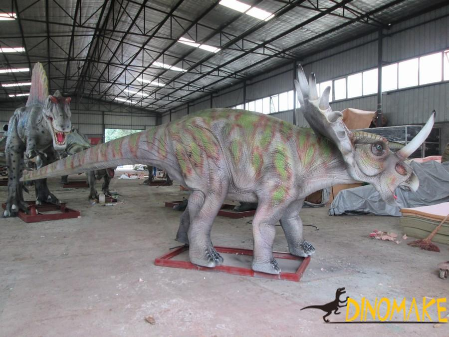 The world's most influential animatronic dinosaur park