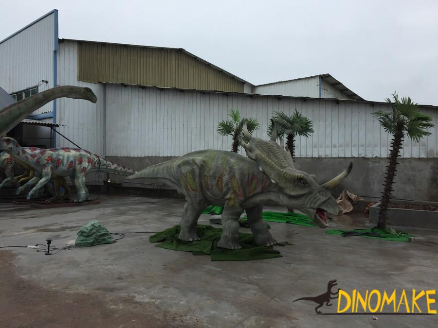 The world's most influential animatronic dinosaur theme park